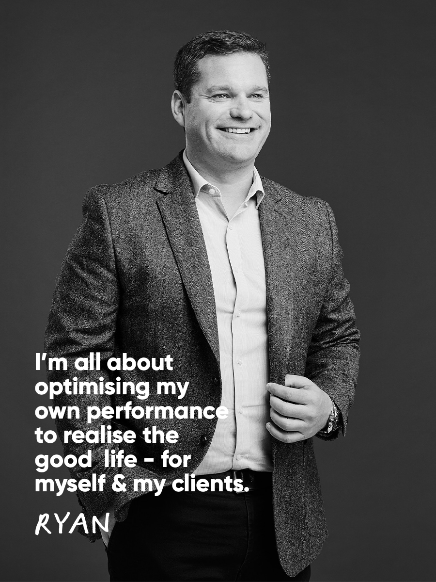 Ryan Watson, Financial Wellbeing CEO, Tribeca Financial