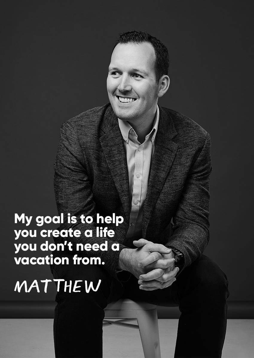 Matthew Woolford, Senior Adviser