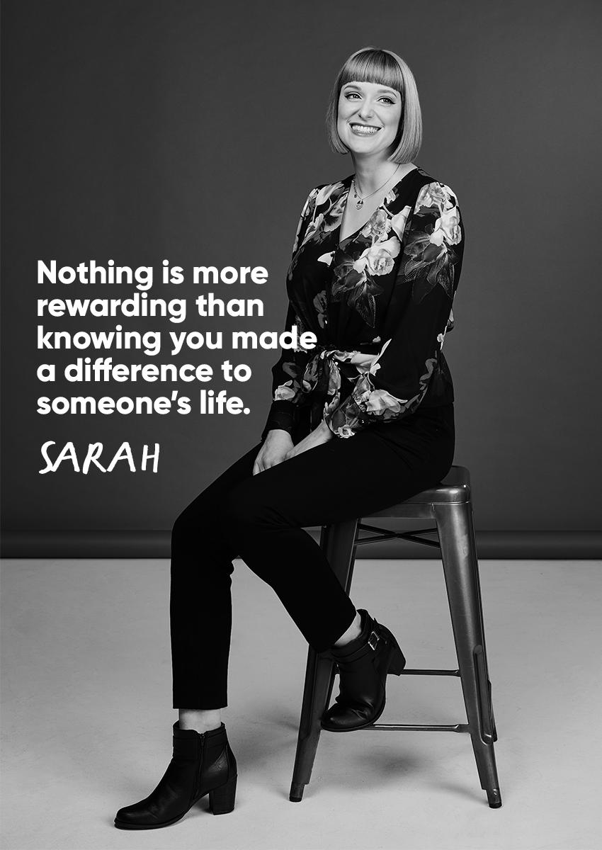 Sarah Carey, Marketing, Digital & Content Creator