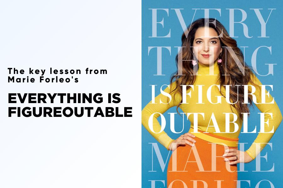 Everything is figureoutable