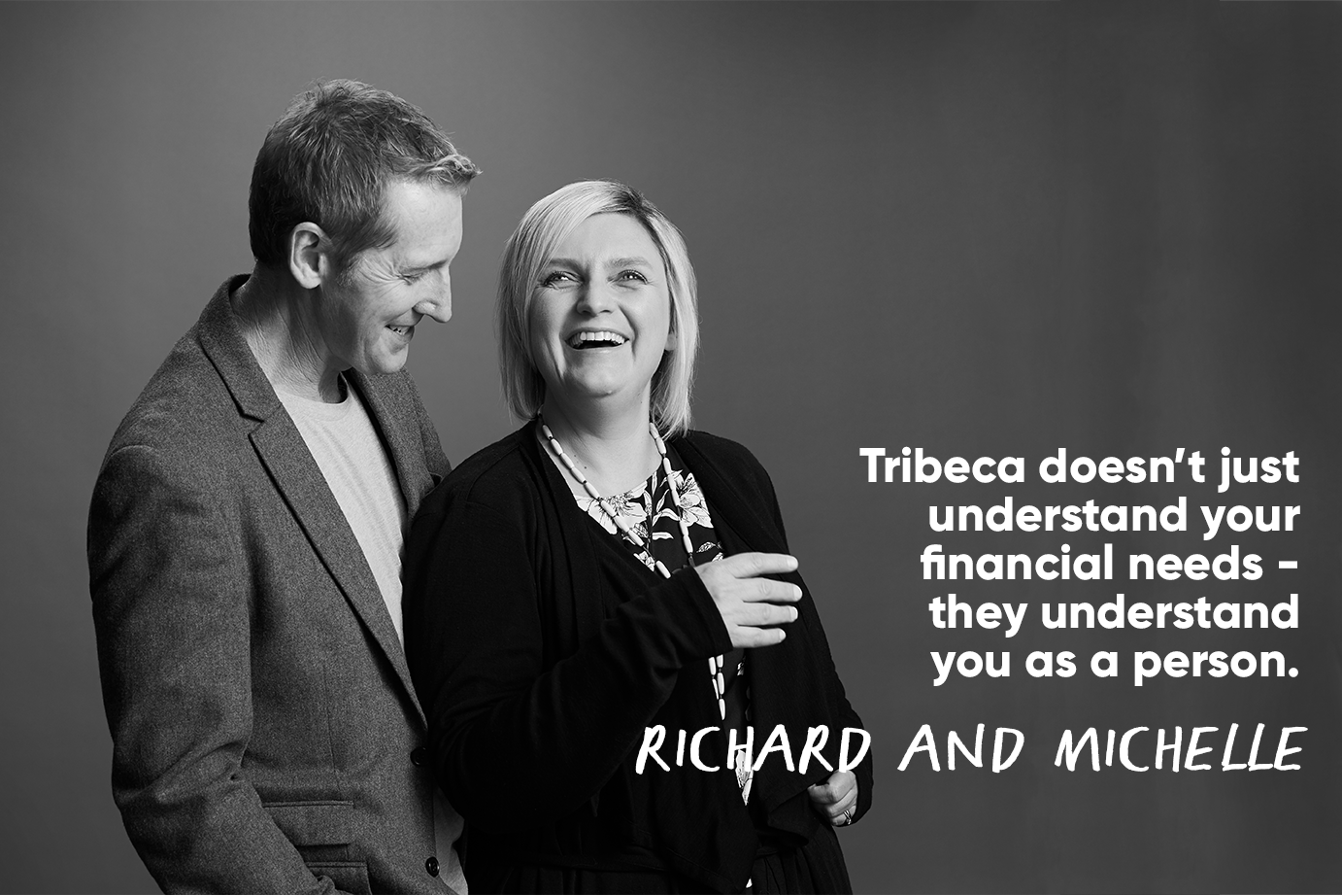financial advice clients, success story tribeca financial review