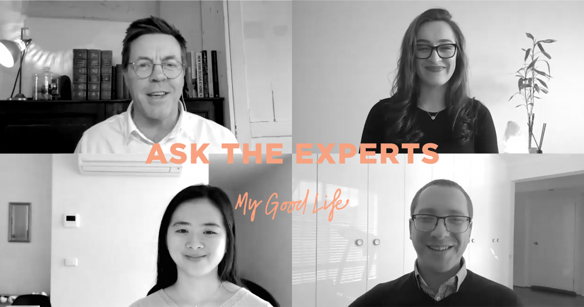 Ask the Experts-Beyond COVID–the economic impact and safeguarding your financial wellbeing