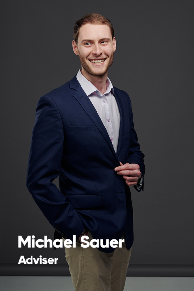Michael Sauer, Adviser