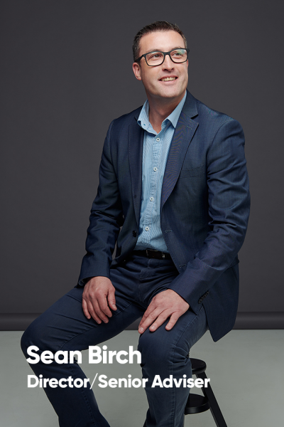 Sean Birch, Senior Adviser, Director